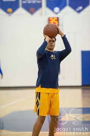 2/13/2018 - B-CC v Sherwood Boys Basketball, ©2018 Jacqui South Photography