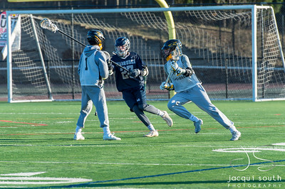 3/16/2018 - Magruder v Richard Montgomery Boys Lacrosse, ©2018 Jacqui South Photography