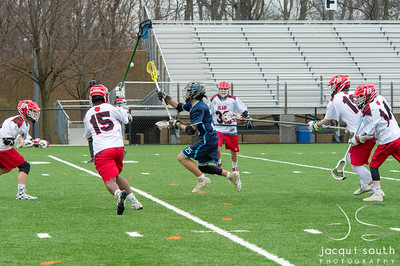 3/28/2018 - Lacrosse Tournament, ©2018 Jacqui South Photography