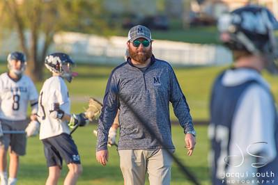 4/30/2018 - Northwest v Magruder Boys Lacrosse, ©2018 Jacqui South Photography