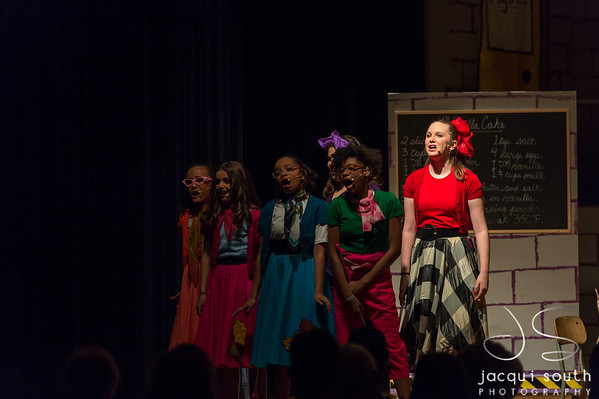 5/5/2018 - SGMS Zombie Prom, ©2018 Jacqui South Photography