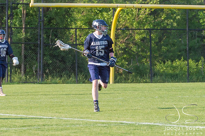 5/11/2018 - Magruder v Blake Boys Lacrosse, ©2018 Jacqui South Photography