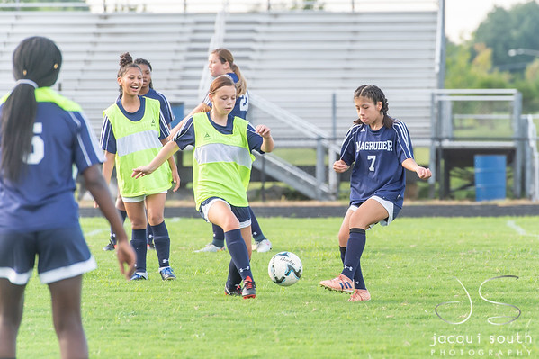 9/4/2018 - VOS_Einstein v Magrude Girls JV Soccer, ©2018 Jacqui South Photography