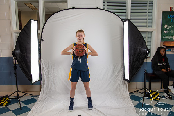 12/3/2018 - B-CC Boys & Girls Basketball Portraits, ©2018 Jacqui South Photography