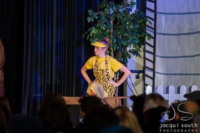 12/8/2018 - SGMS Drama Honk Jr., ©2018 Jacqui South Photography