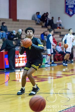 1/11/2019 - Richard Montgomery v Wootton Boys Basketball, ©2018 Jacqui South Photography