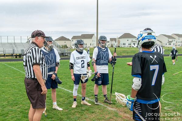 4/13/2019 - Blake v Magruder Boys Lacrosse, ©2019 Jacqui South Photography
