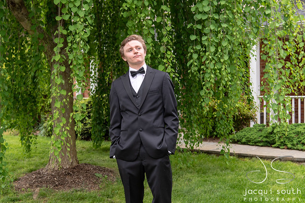 5/4/2019 - Joey's Prom, ©2019 Jacqui South Photography