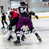 Roller Derby Double Header at Meaford. Photos provided for personal and non-commercial use only. Please contact photographer for any other use or to purchase prints (Ed@EdMatPhoto.com).