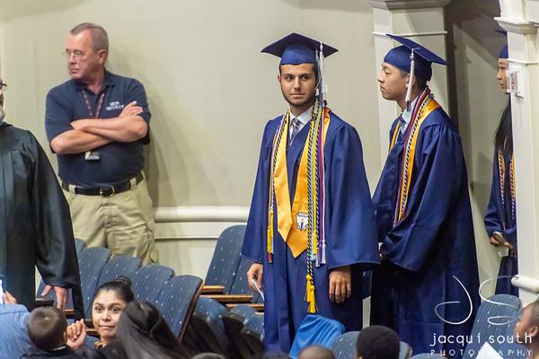 5/31/2019 - Magruder Graduation, ©2019 Jacqui South Photography