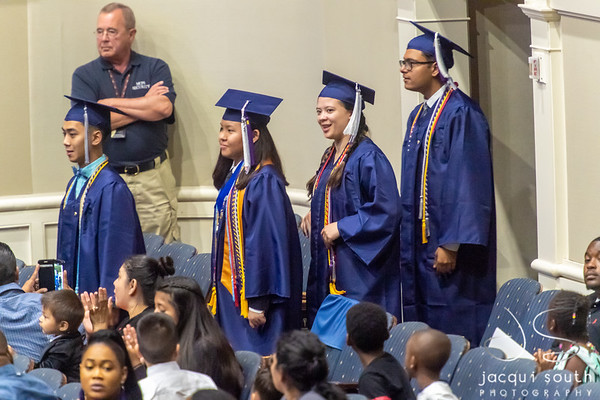 5/31/2019 - Magruder Graduation, ©2019 Jacqui South Photography