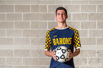 10/2/2019 - B-CC Boys Soccer Seniors, ©2019 Jacqui South Photography