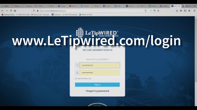 Tipping in leTip Wired V2