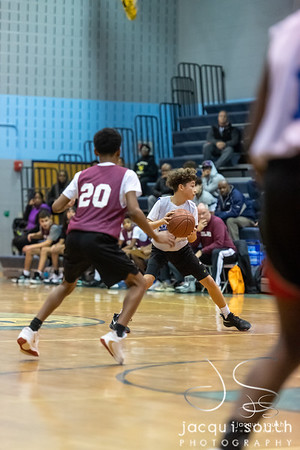 1/16/2020 - SGMS Boys Basketball, ©2019 Jacqui South Photography