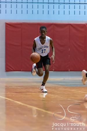 1/16/2020 - SGMS Boys Basketball, ©2019 Jacqui South Photography