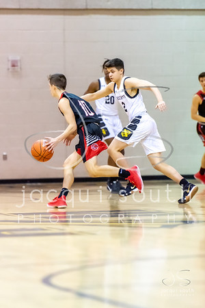1/21/2020 - Richard Montgomery Boys Basketball Seniors, ©2020 Jacqui South Photography