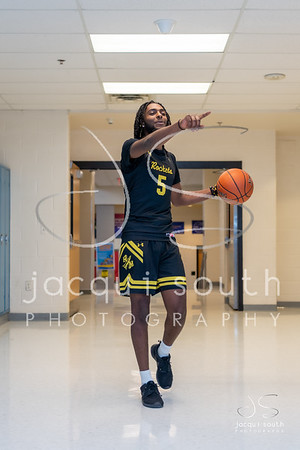 1/21/2020 - Richard Montgomery Boys Basketball Seniors, ©2020 Jacqui South Photography