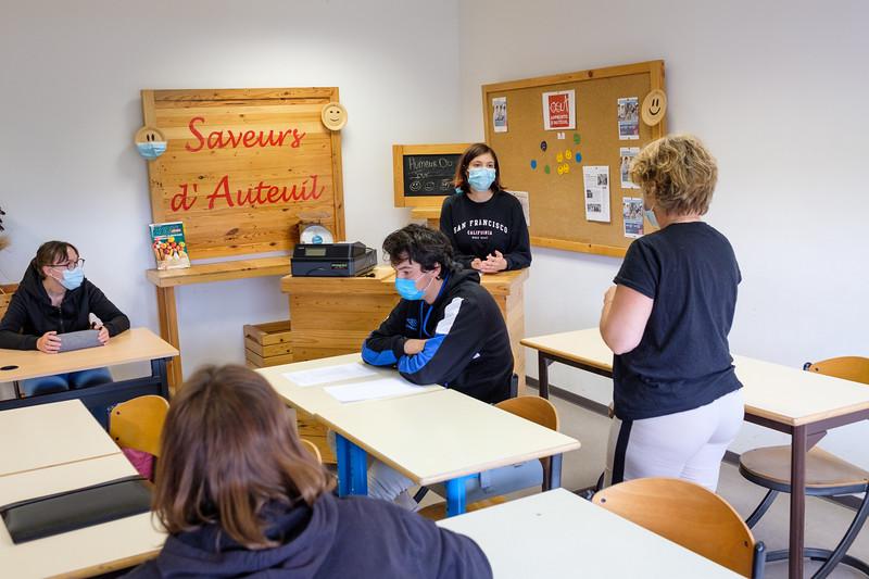 Lycée Sainte Jeanne d'Arc à Loches