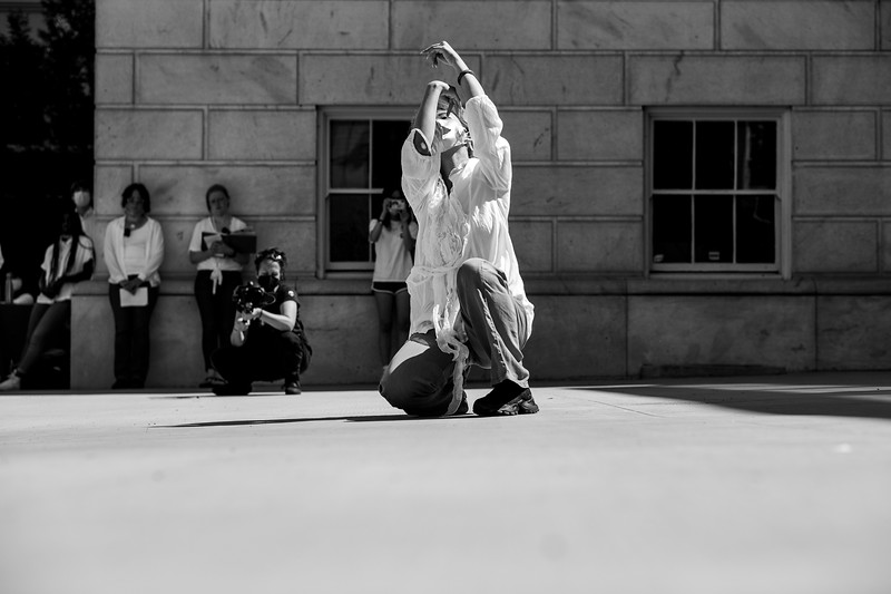 2021 09-World Dance Day-Peeples-Street-Unknown dancer
