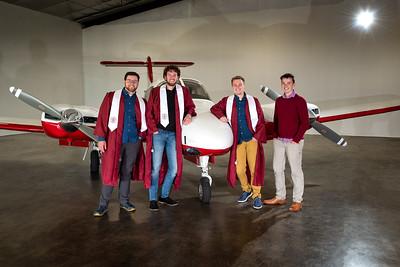 CWU Graduates, Aviation Program, Class 2021
