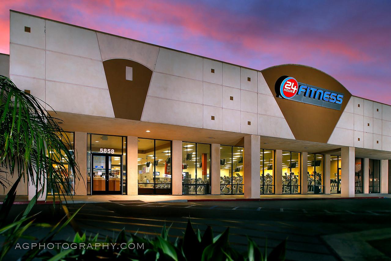 24 Hour Fitness, Club 105-Huntington Beach Active, 3/19/15.