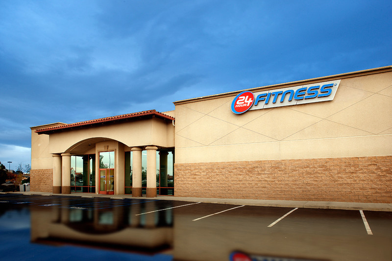 Commissioned by and licensed solely to 24 Hour Fitness and Hilbers, Inc.