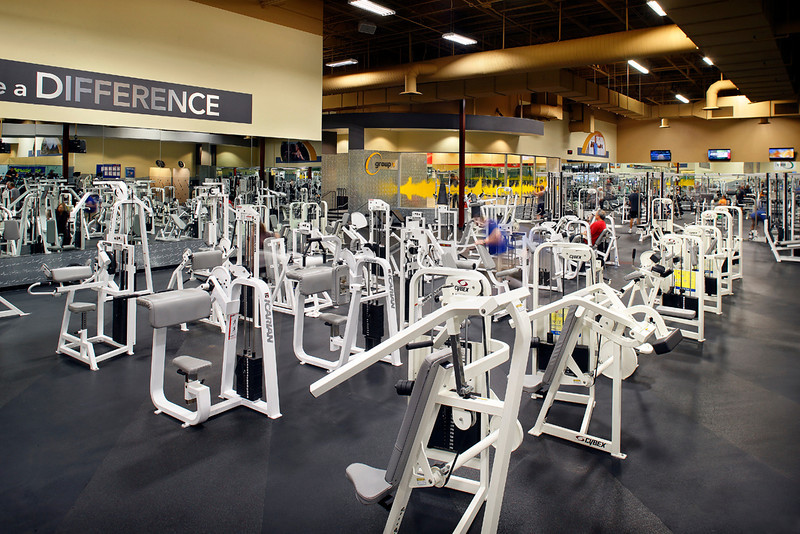 24 Hour Fitness, Club 151 - Wigwam, Las Vegas, NV, 8/21/13.