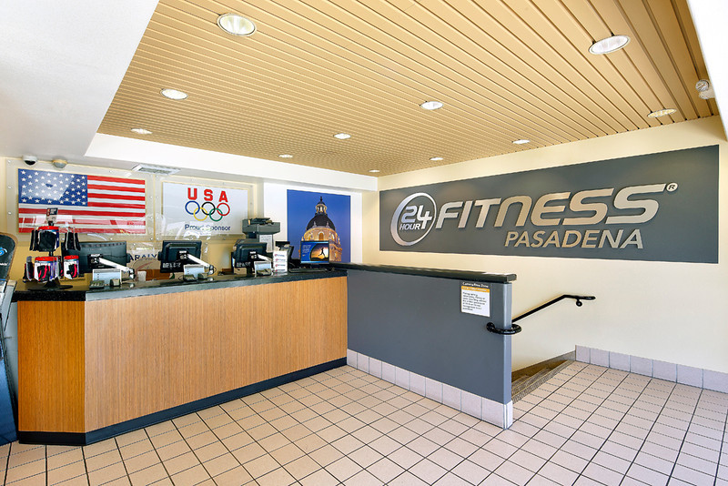 24 Hour Fitness - Club 173, Pasadena Active, 4/5/13.