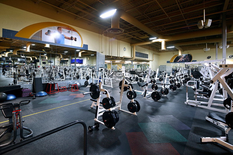 24 Hour Fitness - Club 338 - Chesterfield, MO, 3/31/13.