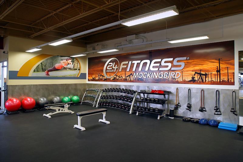 24 Hour Fitness - Club 369 Mockingbird Lane, Dallas, TX, 6/6/14.