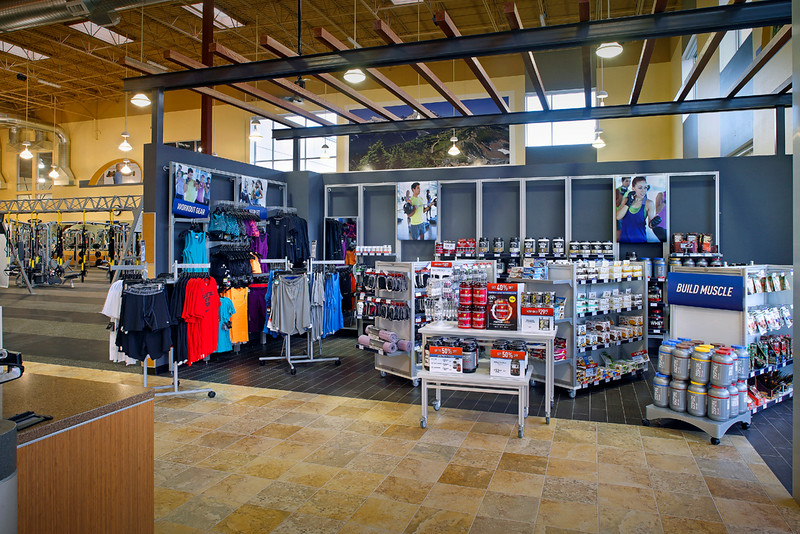 24 Hour Fitness, Club 440 - Bothell, WA Super Sport, 8/8/14.