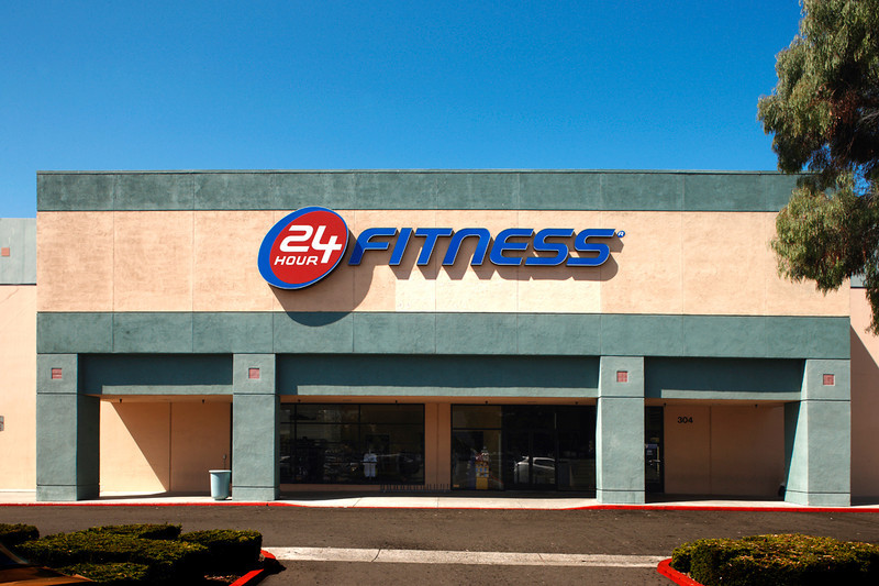 Commissioned by and licensed solely to 24 Hour Fitness and Cumming Construction.
