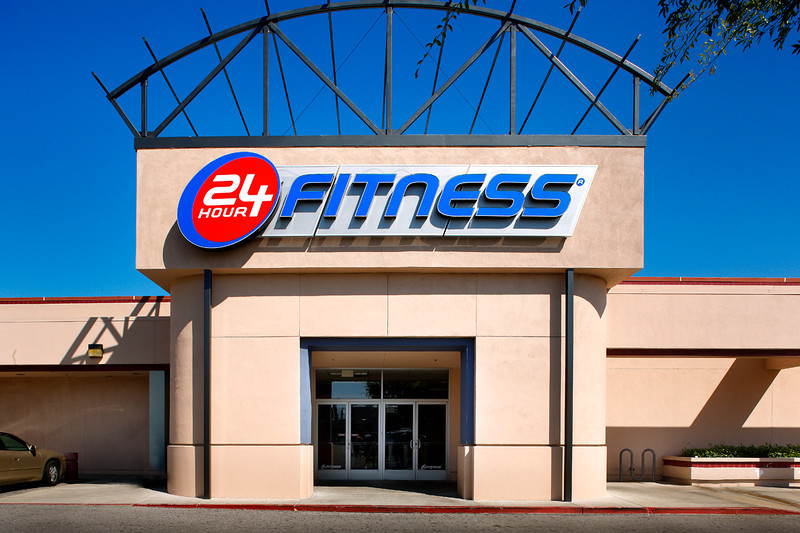 Commissioned by and licensed to 24 Hour Fitness.