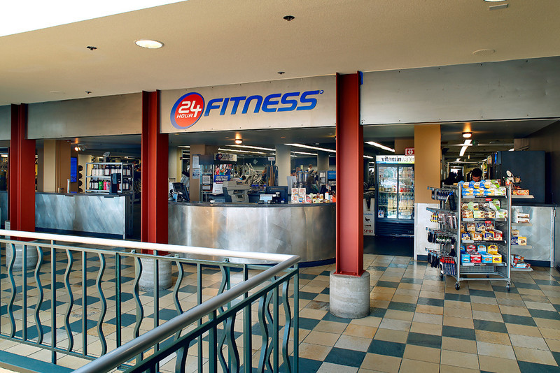24 Hour Fitness - Club 519, North Point Active, SF, CA, 4/6/13.