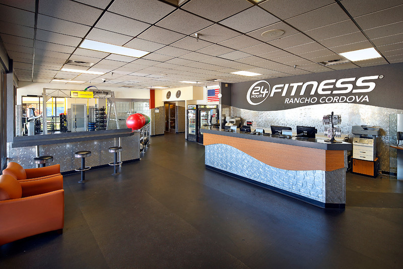 24 Hour Fitness - 528 Rancho Cordova, CA, 3/24/14