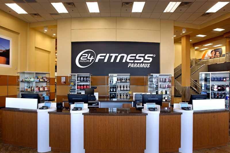 Commissioned by and licensed to 24 Hour Fitness, SMA+ Architects and Studio 5 Partnership.