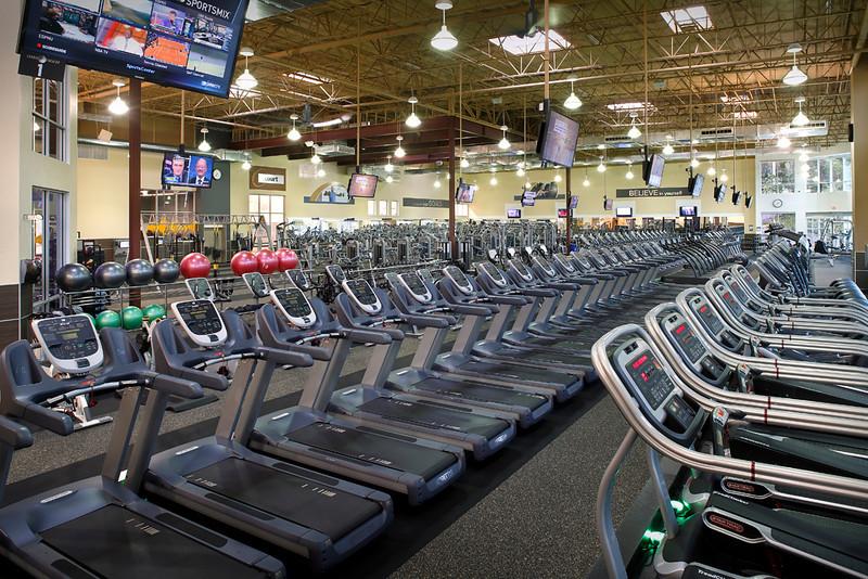 24 Hour Fitness - Club 845, San Clemente Super Sport, 4/24/14.