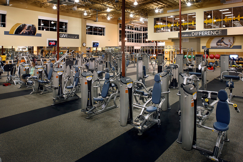 Commissioned by and licensed solely to 24 Hour Fitness and ASWN+jsa Architects