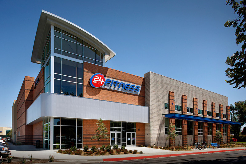 Commissioned by and licensed solely to 24 Hour Fitness and ASWN Architects.