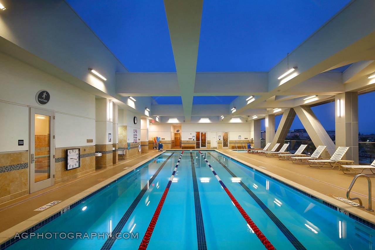 24 Hour Fitness, Club 899 - Santa Ana Super Sport, CA. 5/29/15.