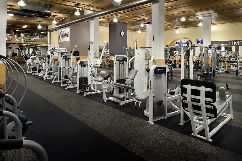 24 Hour Fitness - Club 904, West Hills Super Sport, 7/12/13.