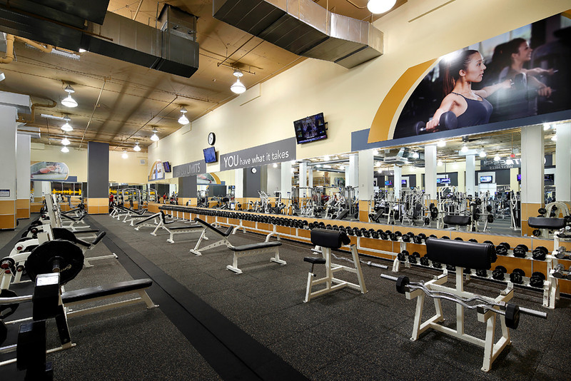 24 Hour Fitness - Club 904, West Hills Super Sport, 7/12/13.