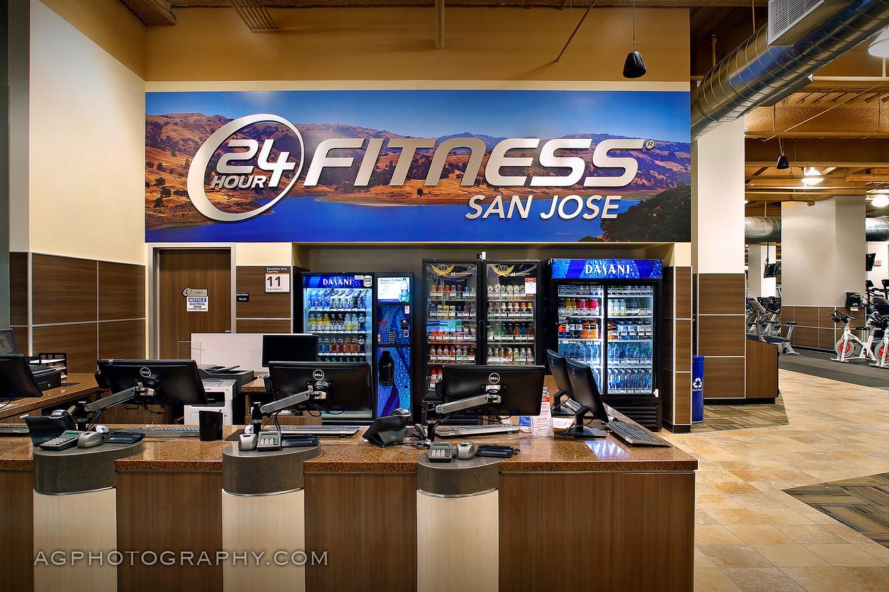24 Hour Fitness, Club 930-Eastridge, 4/3/15.