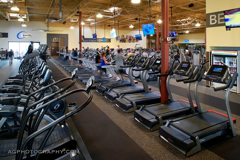 24 Hour Fitness - Club 963, Kapolei Super Sport, Kapolei, HI, 12/6/16.
