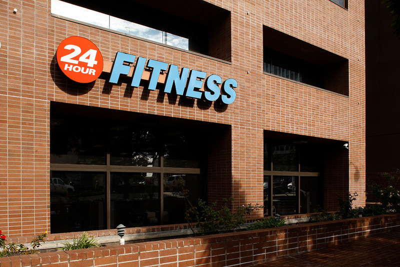 Commissioned by and licensed solely to 24 Hour Fitness.