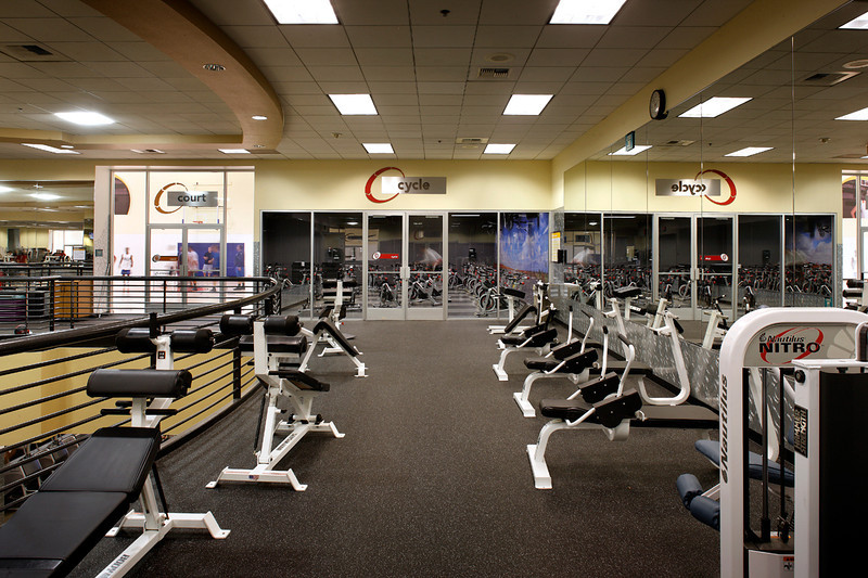 Commissioned by and licensed solely to 24 Hour Fitness and Johnson Construction.