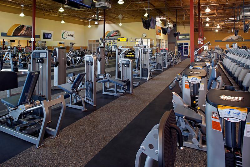 24 Hour Fitness, Club 488 - Hayward Super Sport, 5/31/13.