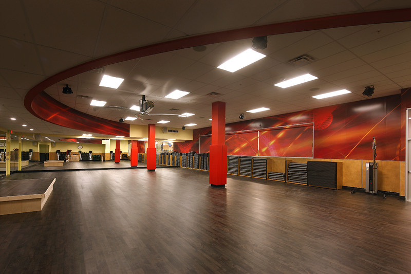 Commissioned by and licensed solely to 24 Hour Fitness and ASWN + jsa Architects.