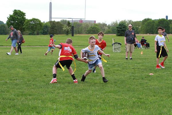 5/11 Flag Football Games