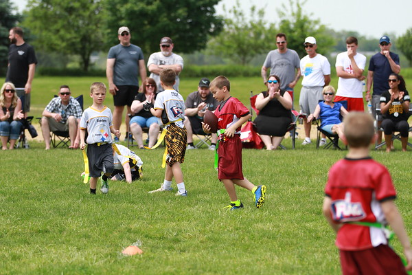 5/19 Flag Football Games